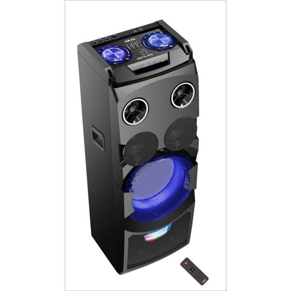 Ηχείο Karaoke με Bluetooth, Led 50W Rms Akai ABTS-W5