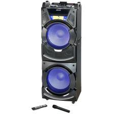 Φορητό Ηχείο Bluetooth με Μείκτη, Led 400W Akai DJ-S5H