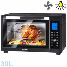 Φουρνάκι με Αέρα, Φως & Ψηφιακό Έλεγχο 30lt First FA-5043-2 1600w
