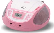 Φορητό Ράδιο-Cd F&U RCD 9040