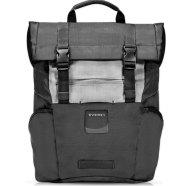 Roll Top Backpack για Laptop Έως 15.6 Everki EKP161 Grey