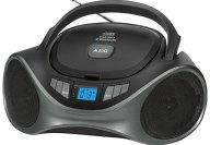 Φορητό Ραδιόφωνο CD/USB/MP3/BT AEG SR 4375