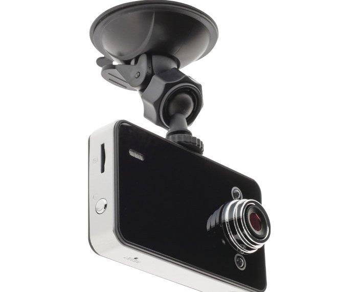 Ψηφιακή Κάμερα Dvr HD 2,4 Valueline SVL CAR CAM11