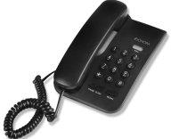 Eνσύρματο Τηλέφωνο Sonora CP-001 Μαύρο