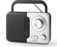 Φορητό Ραδιόφωνο FM Nedis RDFM1300WT Μαύρο/Λευκό