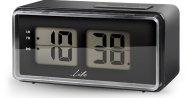 Ψηφιακό Ρολόι Ξυπνητήρι με Οθόνη LCD Life ACL-100 Μαύρο