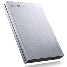 Εξωτερική Θήκη Αλουμινίου με Write Protection για HDD/SSD 2.5 Sata USB 3.0. Icy Box IB-241WP