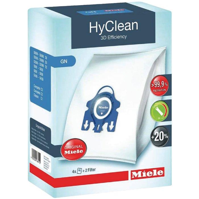 Σακούλες για Ηλεκτρικές Σκούπες Miele, Hyclean 3D Efficiency Miele 9917730