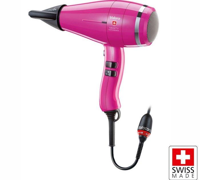 Επαγγελματικό Σεσουάρ Μαλλιών Valera Vanity Comfort Hot Pink