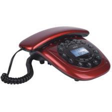 Ενσύρματο Τηλέφωνο Aeg C12 Κόκκινο