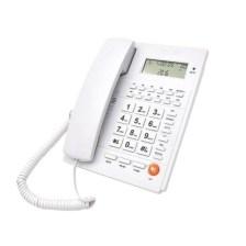 Ενσύρματο Τηλέφωνο Telco ΤΜ-PA117 Λευκό