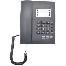 Ενσύρματο Τηλέφωνο Telco ΤΜ-PA148 Μαύρο