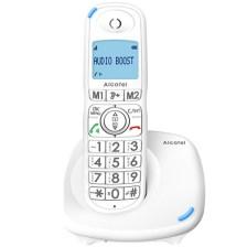 Ασύρματο Τηλέφωνο με Τηλεφωνητή Alcatel XL575 CE Λευκό
