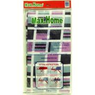 Σιδερόπανο 130x46 100% Cotton Max Home