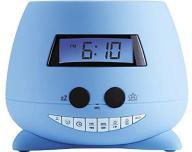 Bigben Ξυπνητήρι RPE01 My Teddy, με προβολέα & καταγραφή φωνής, Μπλε