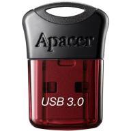 Apacer USB Flash Drive AH157, USB 3.0, 64GB, Red (AP64GAH157R-1)