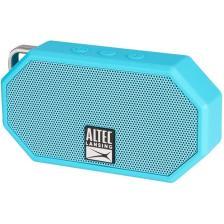 Altec Lansing Φορητό Ηχείο Mini H2O, IP67, με γάντζο, γαλάζιο (AL-IMW257-BL)