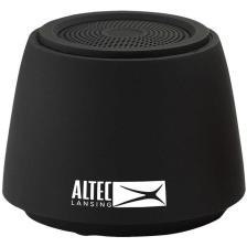 Altec Lansing Φορητό Ηχείο Barrel AL-SNDQ401, 3W, Bluetooth, Μαύρο (AL-SNDQ401)
