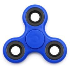 Fidget Spinner FS-006 Plastic 3 leaves Blue 1 minute