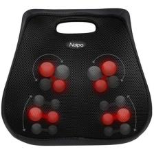 Naipo Συσκευή Μασάζ Πλάτης MGBK-136D με λειτουργία θερμότητας