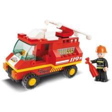Sluban Τουβλάκια Town Fire Truck M38-B0173 74τμχ