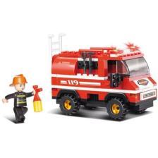 Sluban Τουβλάκια Fire Fire Truck M38-B0276 133τμχ