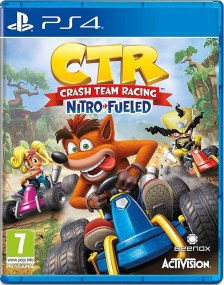 Crash Team Racing Nitro Fueled - PS4 Game - Day 1 Edition ψηφιακό υλικό