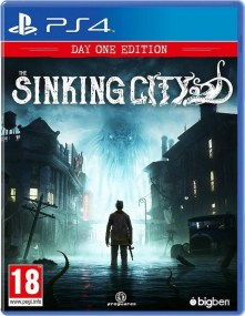 The Shinking City Day One - PS4 Game