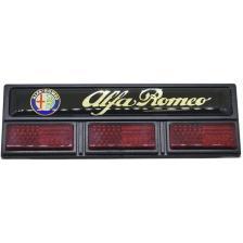 Σήματα I Παραλληλόγραμμα Αντανακλαστικό Alfa Romeo Plastic Screen PLS-04541253