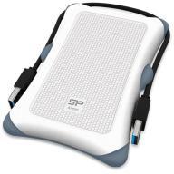 Silicon Power Εξωτερικός HDD 1TB Armor A30 USB 3.1 Λευκός (SP010TBPHDA30S3W)