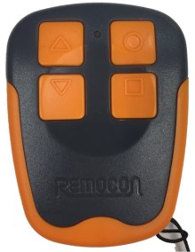 Χειριστήριο 4 Εντολών Remocon RMC-255CHML