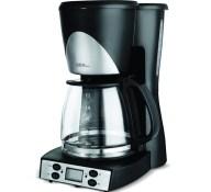 Καφετιέρα Telco CM6623T Μαύρη (1000w)