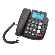 Σταθερό Τηλέφωνο IQ DT-891CID New Μαύρο