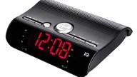 Ράδιο-Ρολόι με Ξυπνητήρι IQ CR-027