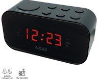 Akai ACR-3088 Ψηφιακό Ξυπνητήρι με Ραδιόφωνο & Διπλή Αφύπνιση