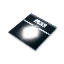 Γυάλινη Ζυγαριά Μέτρησης-Διάγνωσης Beurer BG21 Γυάλινη Ζυγαριά Μέτρησης-Διάγνωσης Beurer BG21, 150kg, Διαβάθμιση: 100gr