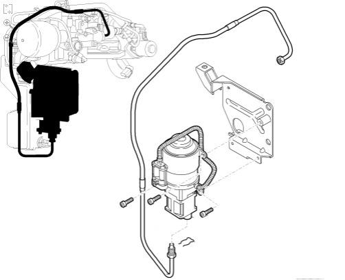 Fiat Grande Punto 1.4 8v Selespeed Pump 71769597