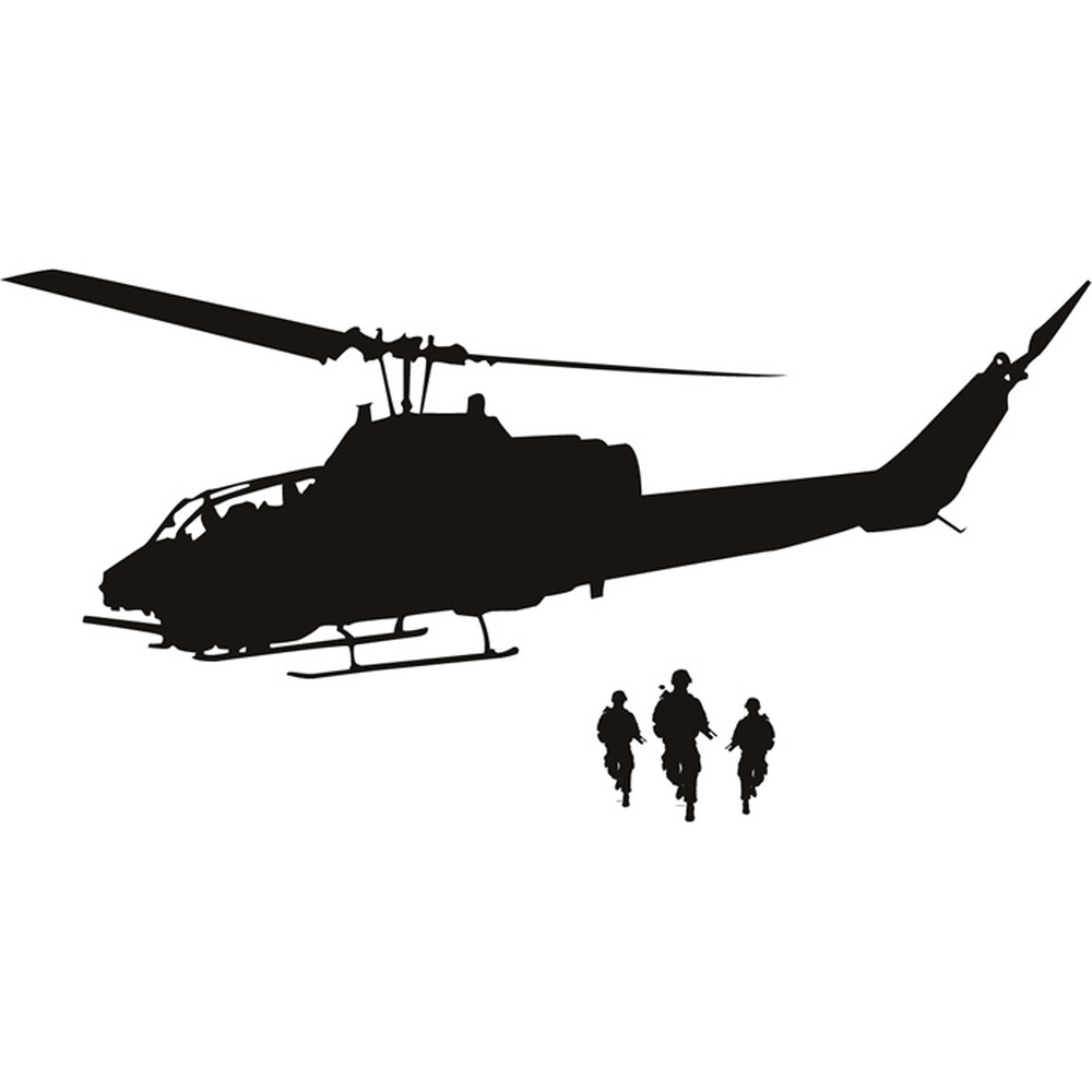 helicopter decals army helicopter and soldiers helicopters