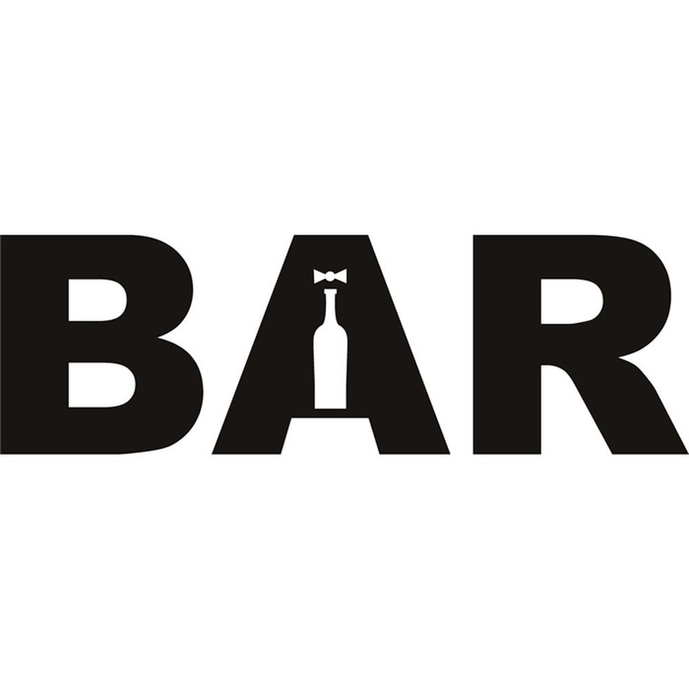 Bar Sign Pub Restaurant Food Quotes & Slogans Wall