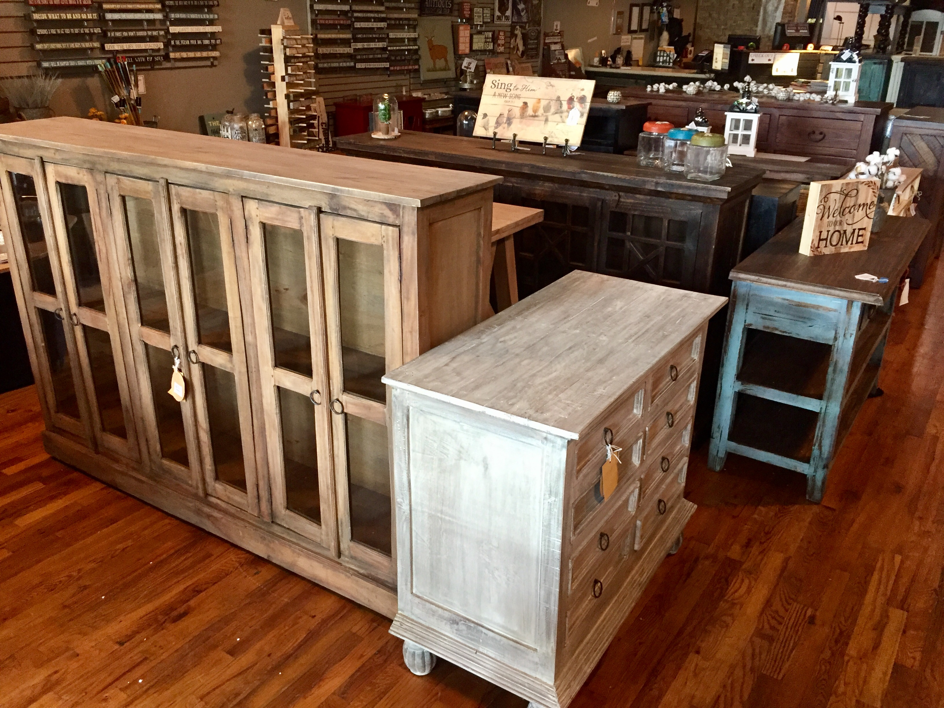 Welcome To The Website For Adam U0026 Sons, A Store In Downtown Carrollton GA,  Which Sells Rustic Furniture, Home Decor And More!