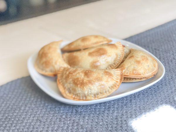 Semi-Homemade Cheesy Empanadas