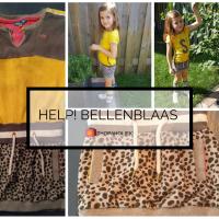 Help! Bellenblaas vlekken