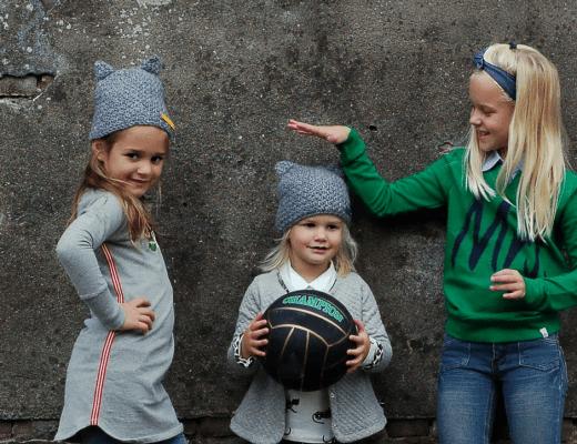 Dutch sisters styled in Dutch Dream Denim