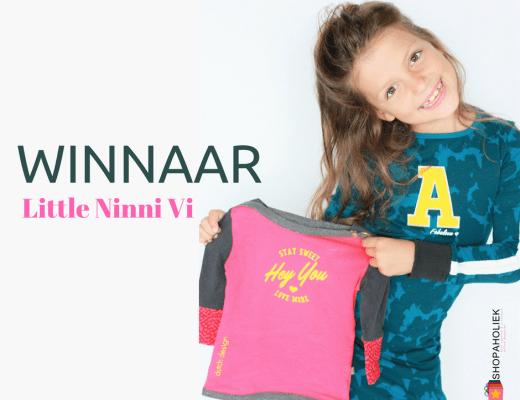 bijzondere GIVE-AWAY van Little Ninni Vi