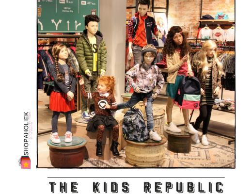 de grootste kinderkledingwinkel van nederland