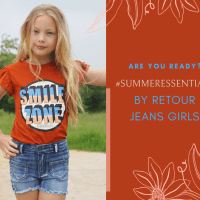 SUMMER ESSENTIALS by RETOUR JEANS GIRLS