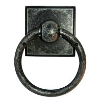 Alno Creations Shop: A580-DKIRN | Ring Pull | Dark Iron ...