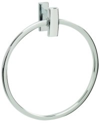 Alno Creations Shop: A7540-PC | Towel Ring | Polished ...