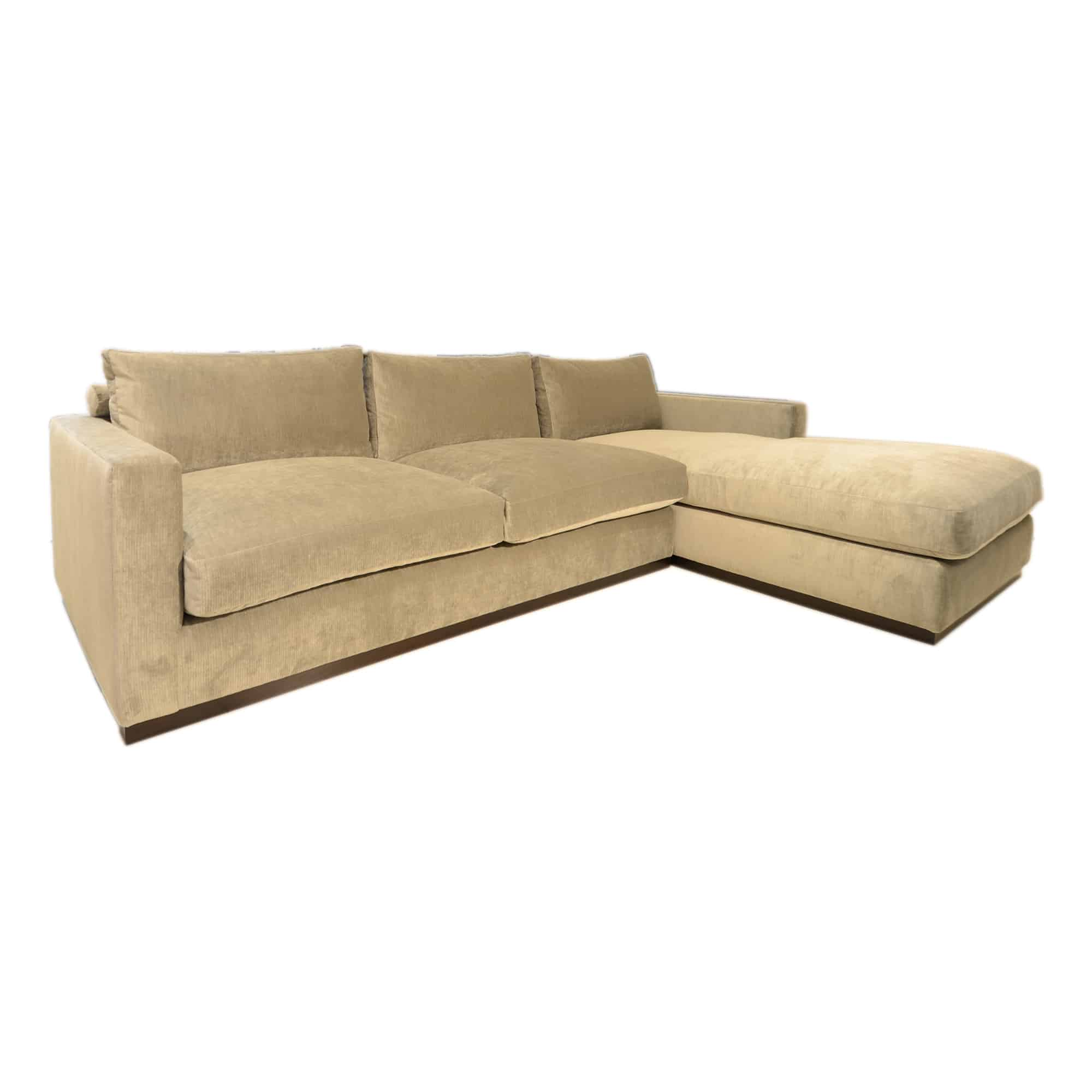sofa bluebell chaise natuzzi replacement parts sectional chelsea large thesofa