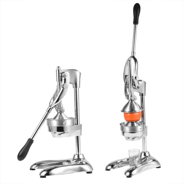 Heavy Duty Stainless Steel Hand Press Citrus Fruit Juicer